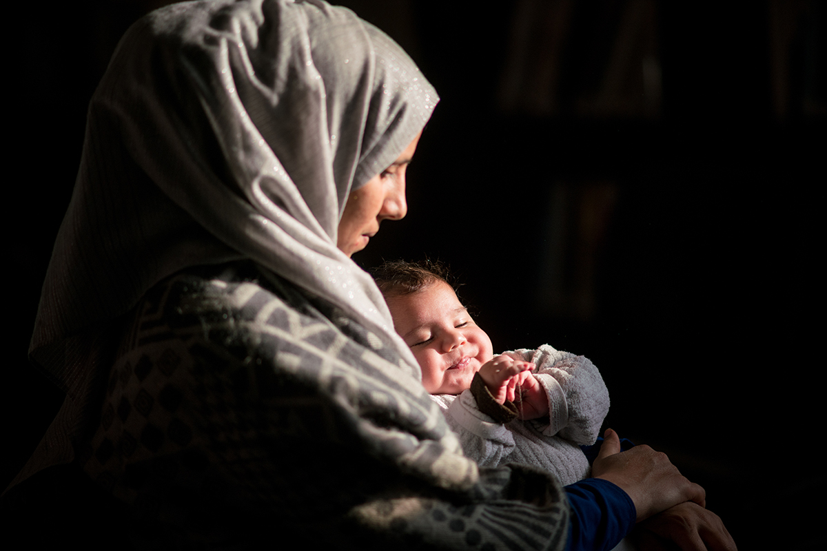 Det finns få skyddade boenden för våldsutsatta kvinnor i Jordanien. De kvinnor som hotas med hedersvåld har ofta ingenstans att ta vägen. Många hamnar därför i fängelse. En av dem är Aseel, som spenderade sju månader i fängelse efter att ha misshandlats av sin familj. Foto: Christopher Herwig