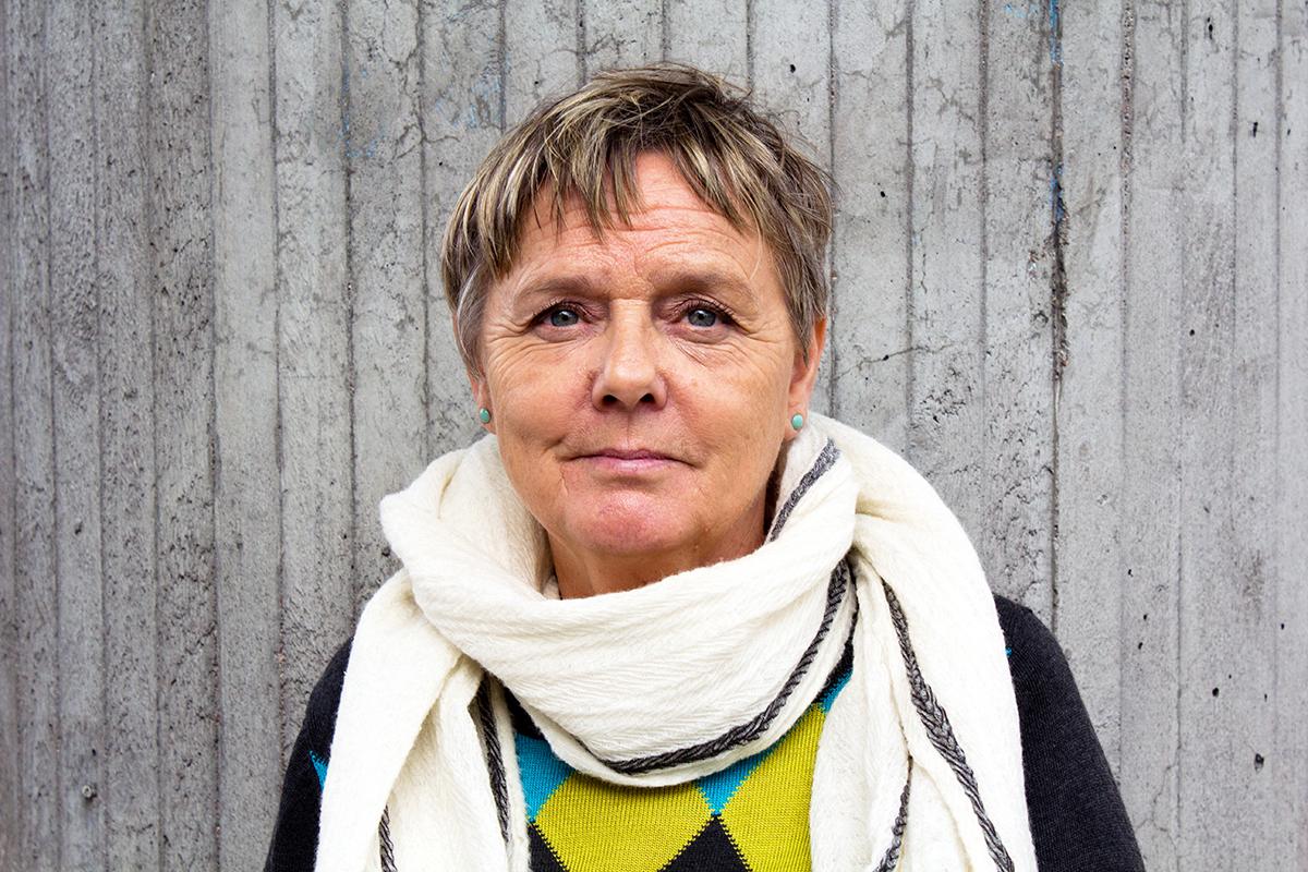 """""""Just nu är det allra viktigast att kvinnor enas och stöttar varandra oavsett ålder, religion eller status – för att få sina röster hörda."""" Foto: Kvinna till Kvinna/Karin Råghall"""