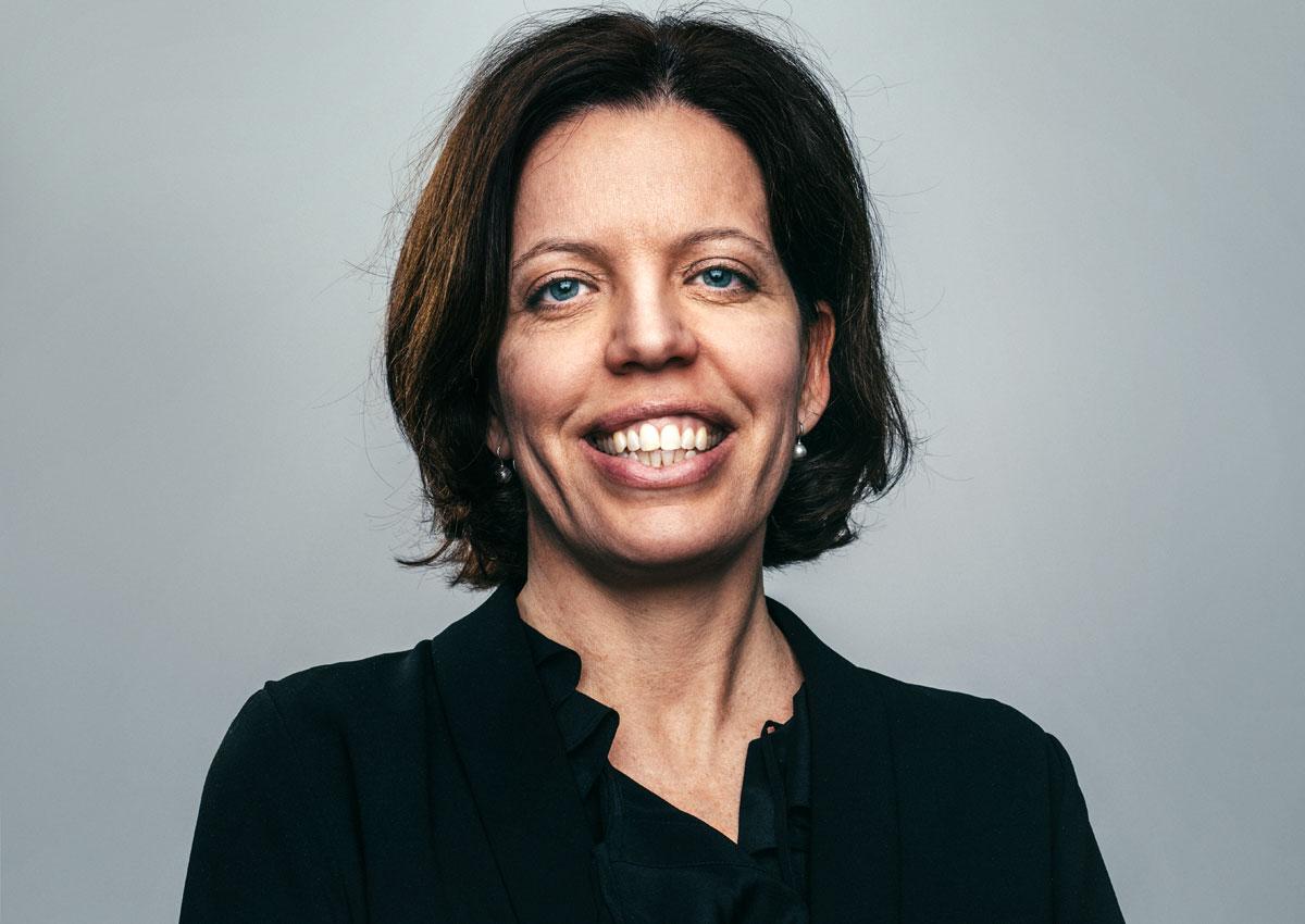 Petra Tötterman Andorff blir Kvinna till Kvinnas ordinarie högsta chef den första juni 2018. Foto: Viktor Gårdsäter