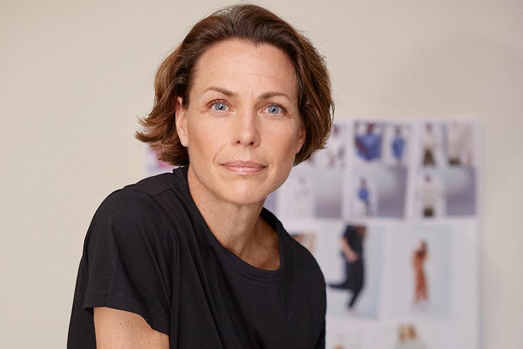 Mia Seipel grundade klädföretaget Boob Design år 2000. Foto: Boob Design.