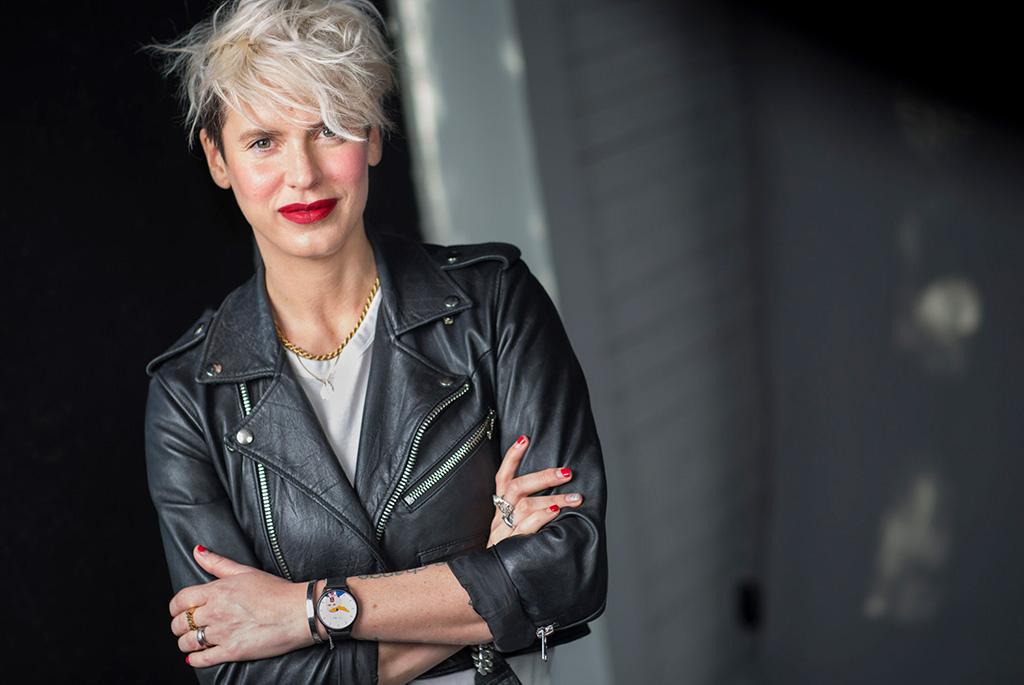 Kriminologen Nina Rung har engagerat sig mot mäns våld mot kvinnor och sexualiserat våld sedan början på 2000-talet. Foto: Ewa Stackelberg
